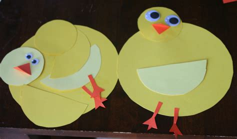 Duck Paper Craft - duck craft using paper