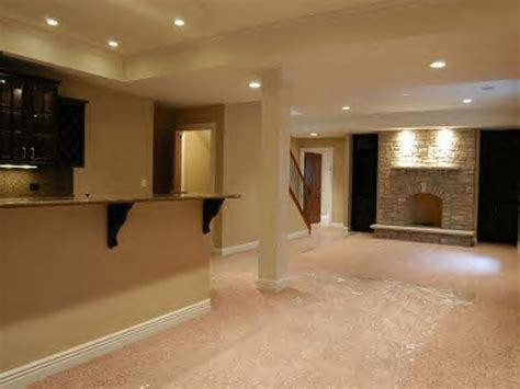 Basement Remodeling Ideas Basement Finishing Cost Ideas For Finishing Basement Walls