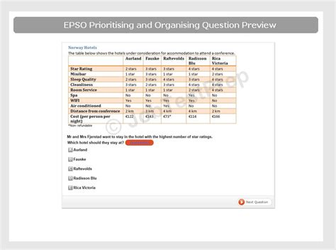 epso test epso prioritising and organising test practice eu tests