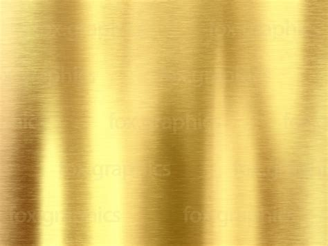 shine gold shiny gold metal fox graphics
