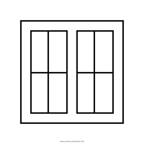 imagenes para colorear ventana dibujo de ventana para colorear ultra coloring pages