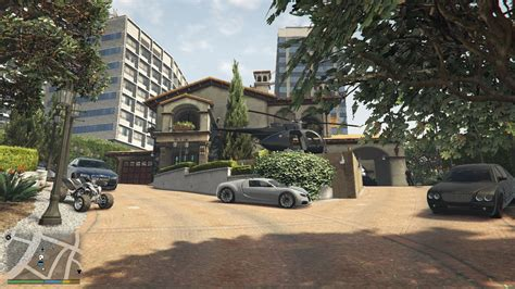 cool houses for protagonists gta5 mods