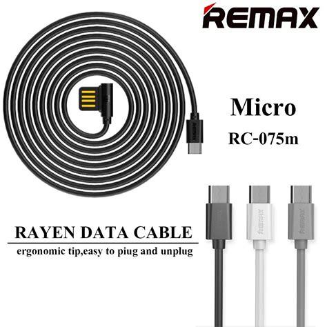 Kabel Data Remax Rc 018m Micro Usb kabel remax rayen rc 075m s micro usb sklo na samsung cz