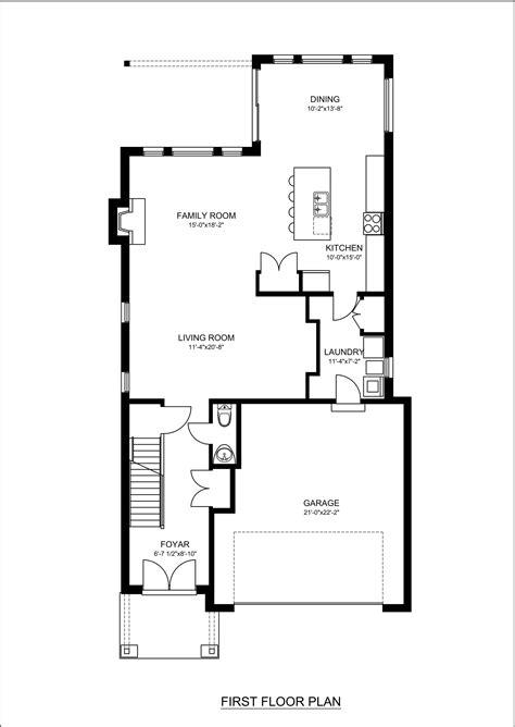 Real Estate 2D Floor Plans – Design / Rendering – Samples
