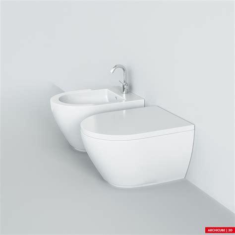 Bidet Wc Toilette by Toilet Wc Bidet 3d Model Max Obj Fbx Cgtrader