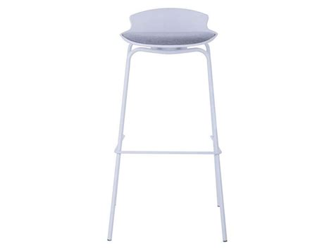 Tabouret De Bar Gris Conforama by Tabouret De Bar Sohan Coloris Blanc Gris Vente De Bar