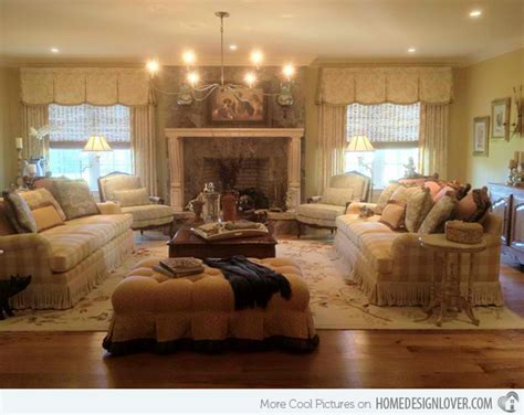 homey living room 15 homey country cottage decorating ideas for living rooms