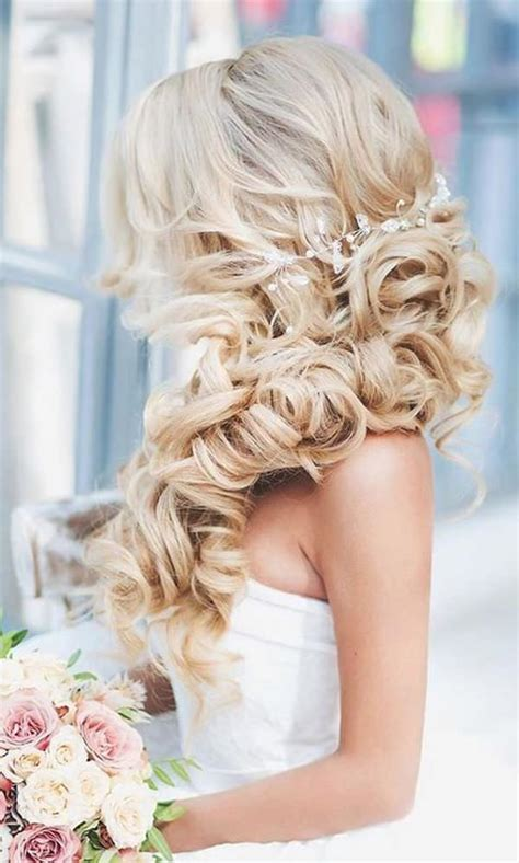 Wedding Hairstyles For Hair That Doesn T Curl by 40 Of The Most Amazing Wedding Hairstyles For Your Big Day