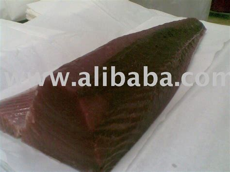 Tuna Loin Sashimi Grade fresh chilled yellowfin tuna loin excellent sashimi grade