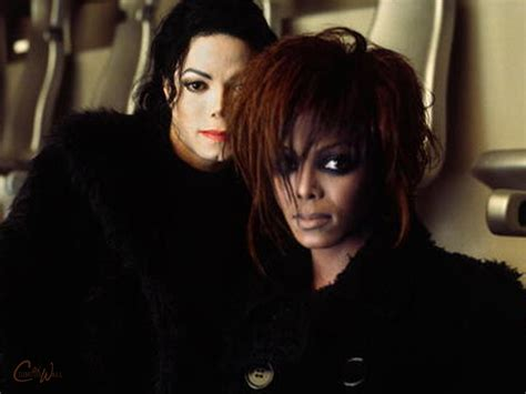 Janet Jackson On Michael by Michael And Janet Jackson Images Janet And Michael Jackson