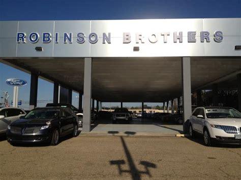 Robinson Ford by Robinson Brothers Ford Lincoln Baton La 70816 Car