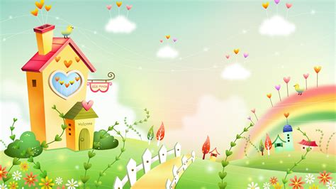 imagenes de paisajes en dibujo fondos de pantalla de dibujos animados fantas 237 a paisajes