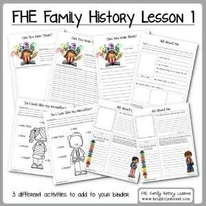 ignore your audience when writing your family history first draft