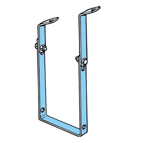 Hanging A Shelf With Brackets by 25cm Wide Hanging Shelf Brackets Pack Of 2 163 7 67