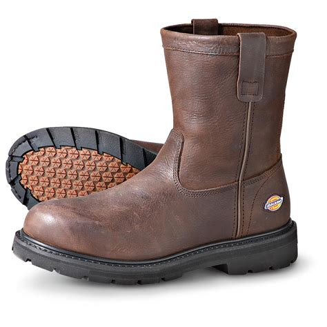mens dickies boots s dickies 174 work wellingtons 148377 work boots at
