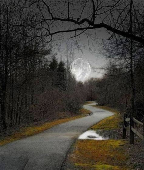 imagenes de paisajes sad sad moon la luna pinterest paisajes caminos y