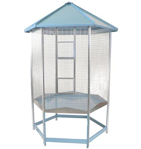 gabbie per uccelli voliera esagonale quot aquila reale quot taglia l gabbia per uccelli