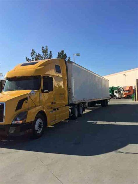 2011 volvo semi truck volvo vnl670 2011 sleeper semi trucks
