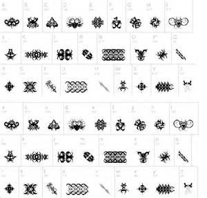 30 cutting edge tattoo fonts nenuno creative