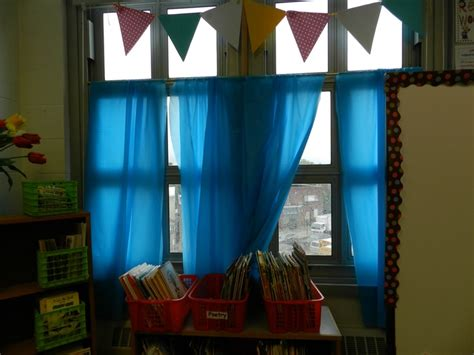 no sew curtains for classroom curtains for my classroom from cheap plastic table cloths