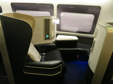 british airways   reduce  class seats   improve  view   wing