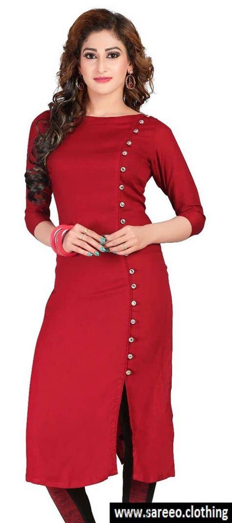 boat neck kurti design 2018 new stylish kurti neck designs for women artsycraftsydad
