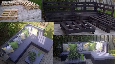 outdoor furniture made out of pallets home design elements