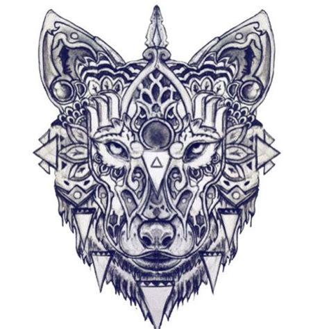 wolf mandala tattoo finished youtube rolling around in paint just finished this tattoo piece