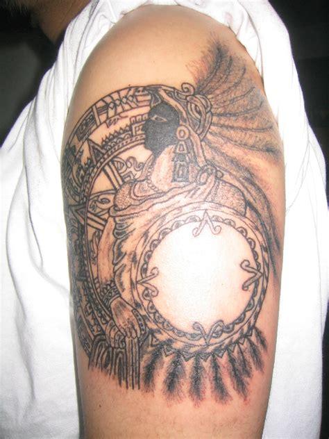 Aztec Sleeve Tattoo Ideas And Aztec Sleeve Tattoo Designs Aztec Tattoos For 2