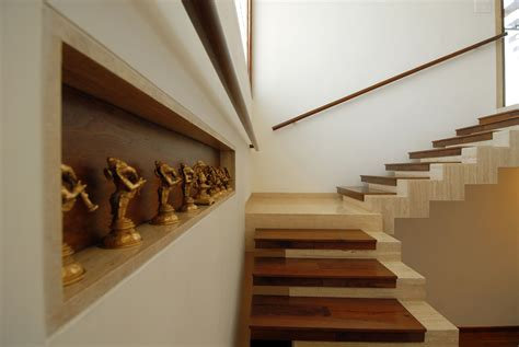 Duplex Stairs Design Unique Stairs Bangalore Duplex Apartment By Zz Architects