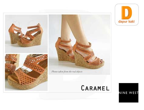 Sepatu Cevany Moccasin Caramel Leather nine west caramel dapur kaki