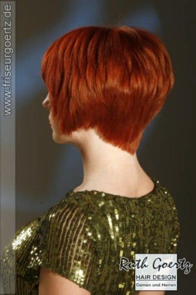 v shaped hairstyles short v shaped haircut in back short hairstyle 2013