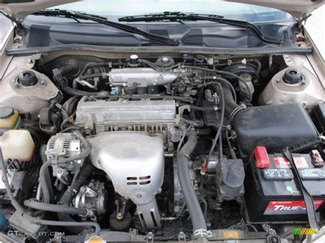1997 Toyota Camry Engine 1997 Toyota Camry Le 2 2 Liter Dohc 16 Valve 4 Cylinder
