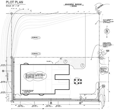 house plot plan exles image gallery plot plan