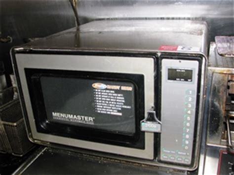 Microwave Menumaster commercial microwave oven menumaster model 3100si 1500w 240v in 1 auction 0008
