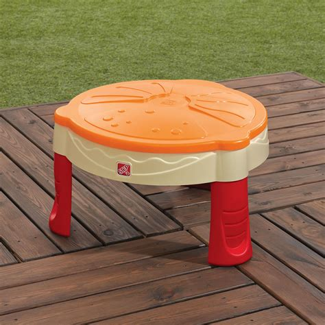 2 sand table sand castle play table sand water play by step2