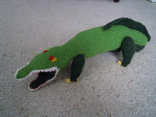 knitted dinosaurs tina barrett ravelry mesosaurus pattern by tina barrett