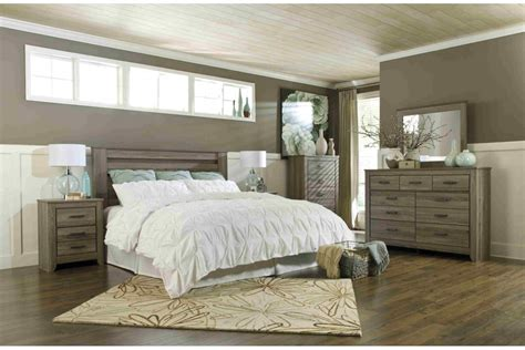 Zelen Bedroom Set by Bedroom Sets Zelen King Bedroom Set Newlotsfurniture