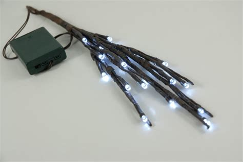 cheap lighted branches battery operated lighted branches 17 quot brown battery operated
