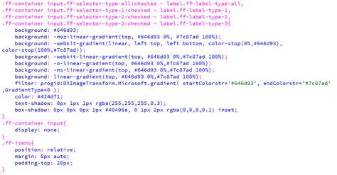 membuat web html dan css membuat fungsi filter menggunakan html dan css kursus