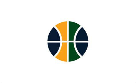 Emblem Jazz All New Utah Jazz Unveil New Logo Design Logo Designer