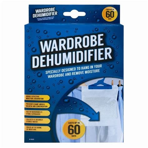 Stop Mould In Wardrobe by Wardrobe Dehumidifier Prevent D Mould Mildew And