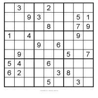 printable holiday sudoku free sudoku printable puzzles printable christmas sudoku