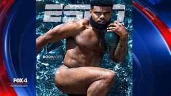 Galerry Ezekiel Elliott featured in ESPN Magazine's Body Issue Story