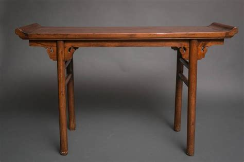 Alter Table Change 17th Century Juniper Wood Alter Table At 1stdibs
