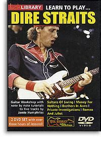 how to play dire straits sultans of swing dire straits lick library learn to play 2 dvd imparare