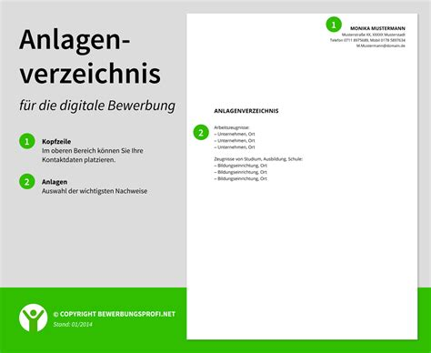 Praktikum Bewerbung Zeugnisse Bewerbung Anlagen Auswahl Und Reihenfolge Bewerbungsprofi Net