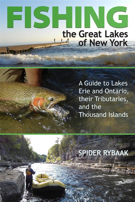 of the lakes great lakes books series books fishing the great lakes of new york burford books