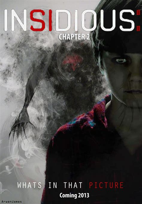 film insidious online insidious chapter 2 movie poster by arwenjames on