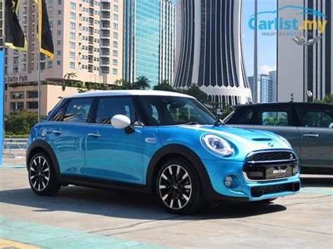 3 Mini Malaysia post gst mini malaysia sees no change in vehicle pricing